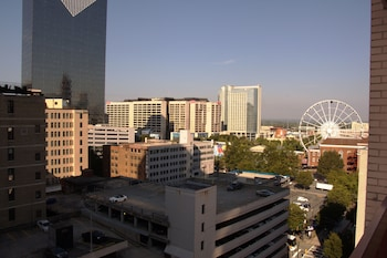 Barclay Hotel Atlanta Downtown - Balcony View  - #0