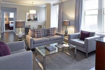 Premier Suite, 2 Bedrooms (1 Bath)