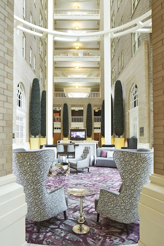 . The Georgian Terrace Hotel