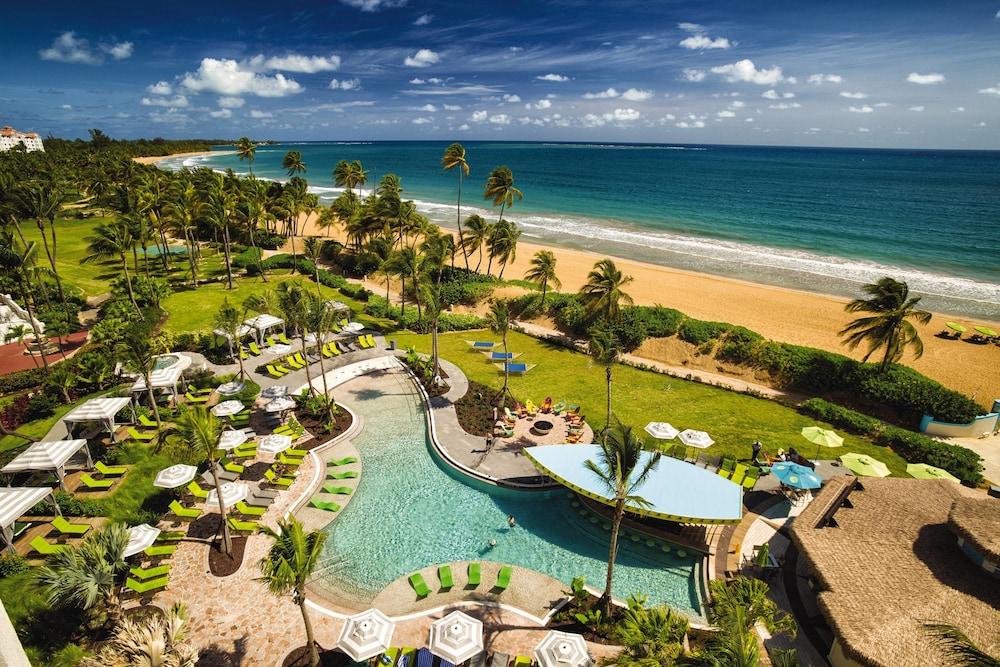 Wyndham Grand Rio Mar Puerto Rico Golf Beach Resort Formerly Spa 6000 Boulevard Grande
