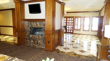 Lobby at Extended Stay America - Dallas - Richardson in Richardson