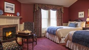 Deluxe Room, 2 Double Beds