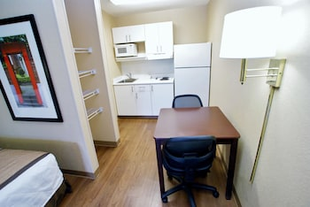 Guestroom at Extended Stay America Chesapeake - Crossways Boulevard in Chesapeake