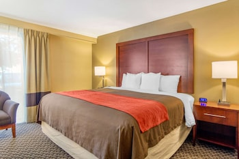 Room, 1 Queen Bed, Accessible, Non Smoking (Mobility, Accessible Tub)