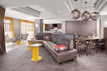 休斯頓霍比機場萬季山丘套房飯店 SpringHill Suites Houston Hobby Airport