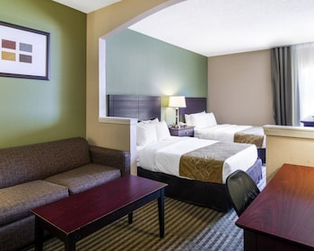 Hotel - Comfort Suites Las Colinas Center