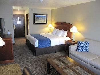 Hotel - Best Western Timpanogos Inn