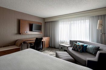 Room, 1 King Bed with Sofa bed, Accessible