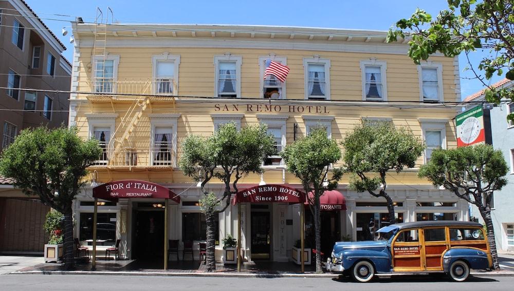 산 레모 호텔(San Remo Hotel) Hotel Image 59 - Exterior