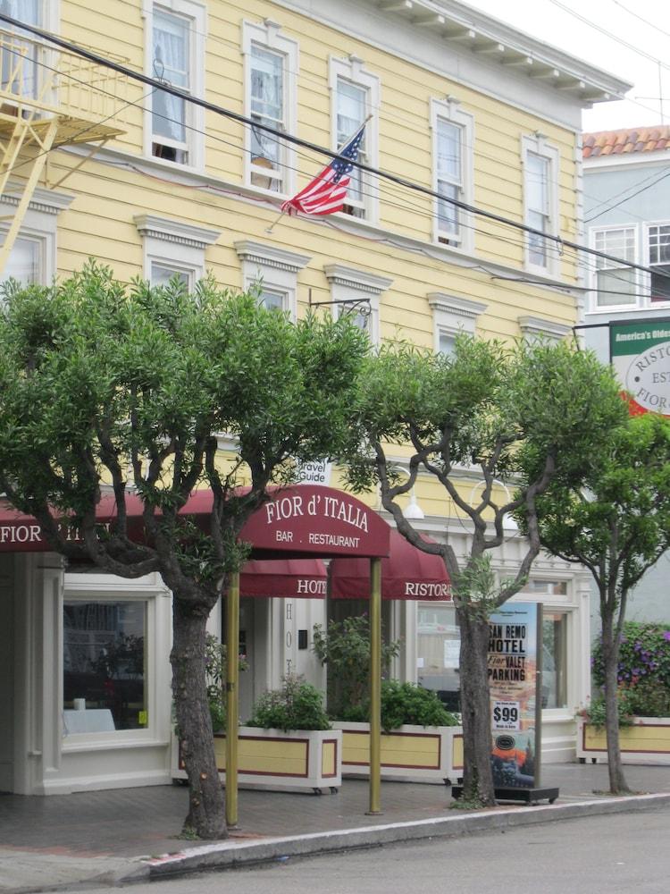산 레모 호텔(San Remo Hotel) Hotel Image 30 - Building design
