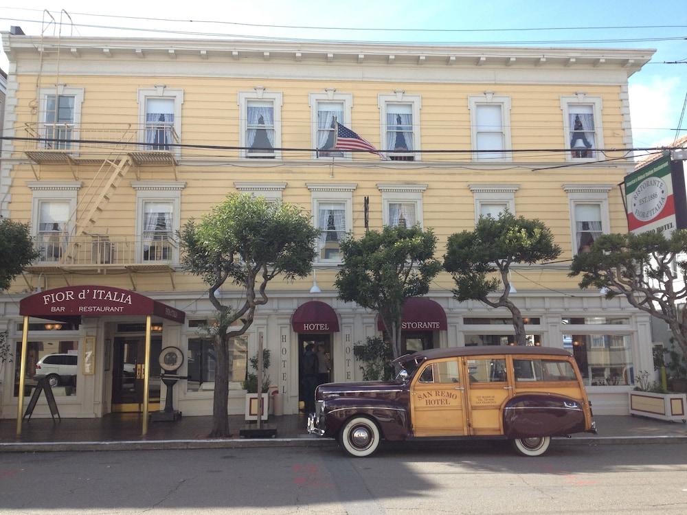 산 레모 호텔(San Remo Hotel) Hotel Image 55 - Hotel Front