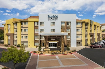 Hotel - Fairfield Inn & Suites by Marriott Albuquerque Airport