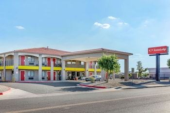 西部伊克諾飯店 Econo Lodge West - Coors Blvd