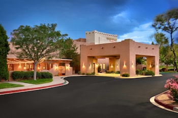 阿爾伯克爾基機場萬怡飯店 Courtyard by Marriott Albuquerque