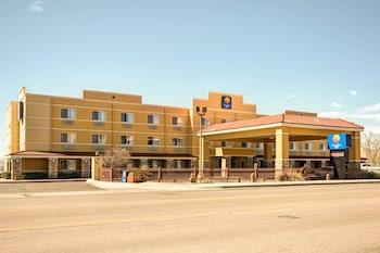 Hotel - Comfort Inn Albuquerque Airport