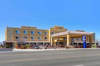 阿爾伯克爾基機場凱富飯店 Comfort Inn Albuquerque Airport