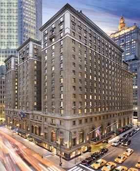Hotel - The Roosevelt Hotel, New York City
