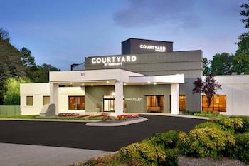 夏洛特機場/比利格雷厄姆大道萬怡飯店 Courtyard by Marriott Charlotte Airport/Billy Graham Parkway