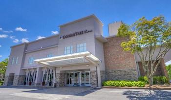 羅利布朗斯通大學希爾頓逸林飯店 DoubleTree by Hilton Raleigh - Brownstone - University