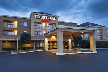 Hotel - Courtyard by Marriott Dothan