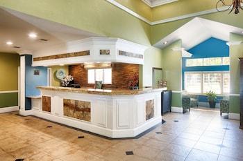 Reception at Saratoga Resort Villas Kissimmee in Kissimmee