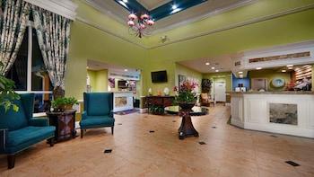 Interior Entrance at Saratoga Resort Villas Kissimmee in Kissimmee