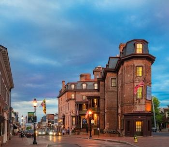 安納波利斯歷史旅館 Historic Inns of Annapolis