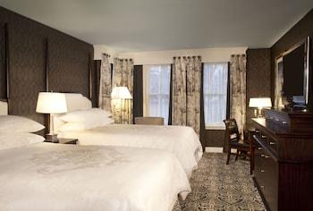 Room, 2 Double Beds (Robert Johnson)