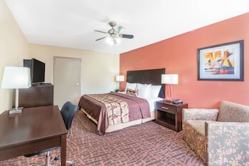 Room, 1 King Bed, Accessible, Refrigerator