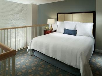Executive Loft, 1 King Bed
