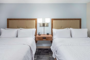 Two queen size accessible room
