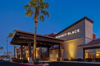 錢德勒時裝中心風車套房 Hyatt Place Phoenix/Chandler-Fashion Center