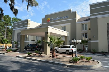 Comfort Inn Savannah Hodgson Memorial Drive