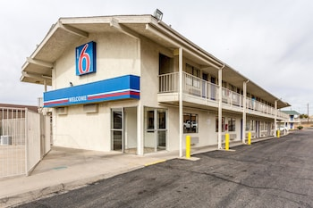 Hotel - Motel 6 Albuquerque Northeast
