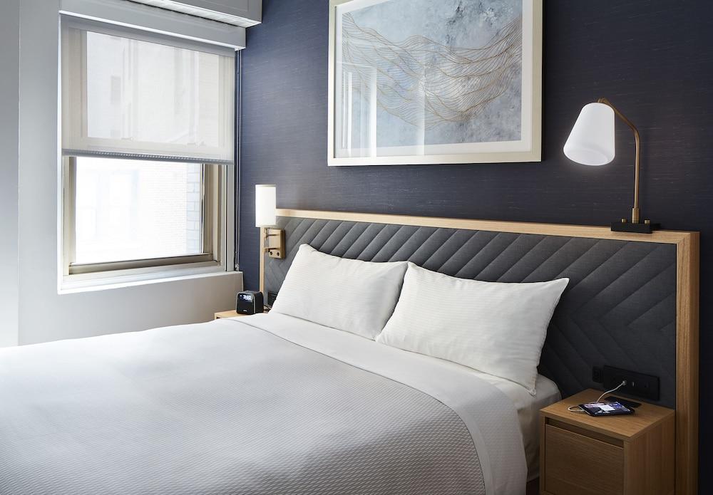 Radisson Hotel New York Wall Street New York New York Us