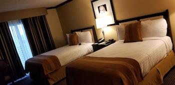 Standard Room (2 Double Beds)