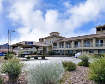 噴泉山-斯科茨代爾凱富飯店 Comfort Inn Fountain Hills - Scottsdale