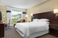 Deluxe Room, 1 King Bed, Patio