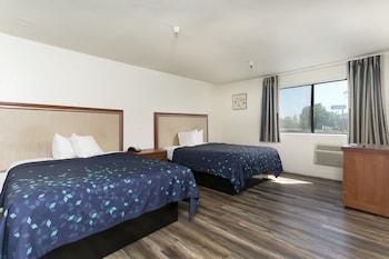 Single Room, 2 Queen Beds