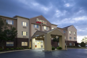 塔斯卡羅薩萬豪費爾菲爾德套房飯店 Fairfield Inn Tuscaloosa by Marriott