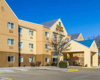 Hotel - Quality Inn & Suites Keokuk North