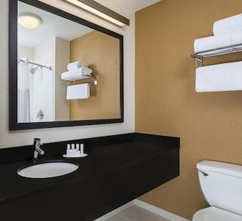 Fairfield Inn and Suites by Marriott Valparaiso - Bathroom  - #0