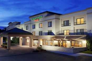Hotel - Courtyard by Marriott Newburgh Stewart Airport