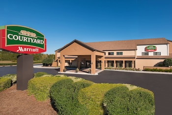 Hotel - Courtyard by Marriott Wilmington / Wrightsville Beach