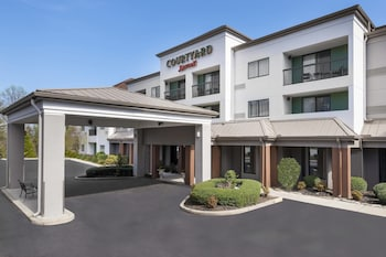 Hotel - Courtyard by Marriott Asheville