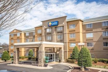 Hotel - Comfort Inn & Suites Kannapolis - Concord
