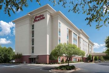 夏洛特派恩維爾希爾頓歡朋套房飯店 Hampton Inn & Suites Charlotte - Pineville