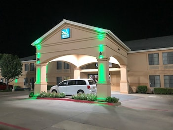 at Quality Inn & Suites DFW Airport South in Irving