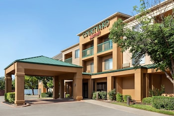Hotel - Courtyard by Marriott Lubbock