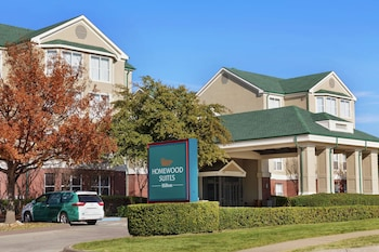 北達拉斯-普萊諾希爾頓欣庭飯店 Homewood Suites by Hilton North Dallas-Plano